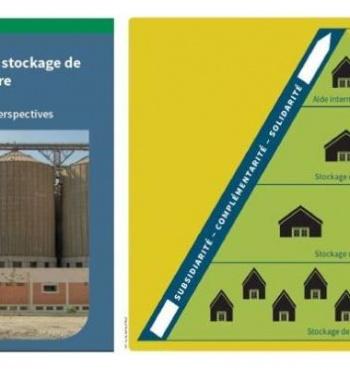 Document de capitalisation de la CEDEAO sur le système de stockage de sécurité alimentaire en Afrique de l'Ouest