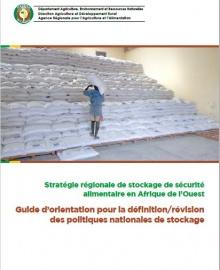 Guide d'orientation pour la définition/revision despolitiques nationales de stockage