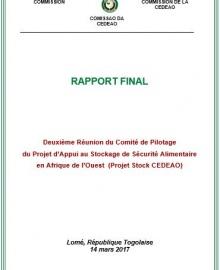 Rapport COPIL 2017