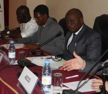 Les acteurs de la région veulent lier les plans nationaux de réponse à la Réserve Régionale de Sécurité Alimentaire