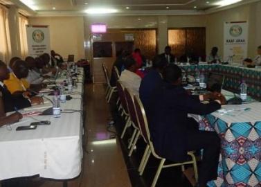 Formation régionale sur la formation et la budgétisation des projets d'investissements agricoles