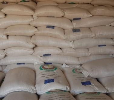 Le Niger reconstitue le stock de la Réserve régionale